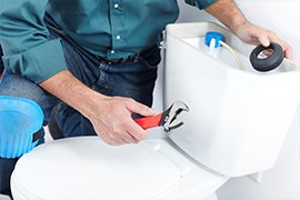 Toilet Repair Service New Milton